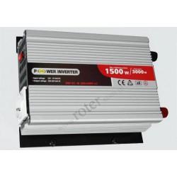 Przetwornica 24V DC / 230V AC /1500W