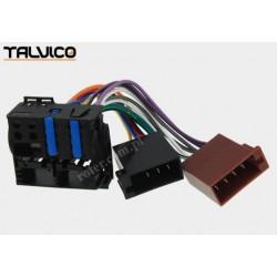 Adapter ISO 5+8 Talvico męski do BMW 2001