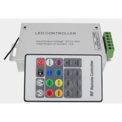 Kontroler LED RGB 12A