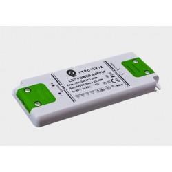 Zasilacz napięciowy LED 12W 12V 1A ultra cienki