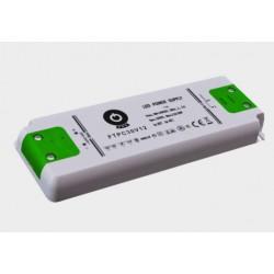 Zasilacz napięciowy LED 30W 12V 2,5A ultra cienki