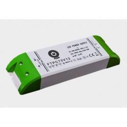 Zasilacz napięciowy LED 70W 12V 5,83A ultra cienki