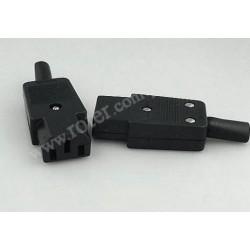 Gniazdo komputerowe zasilania K6029 na kabel