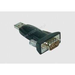 Konwerter USB 2.0 / RS232(9M) Logilink