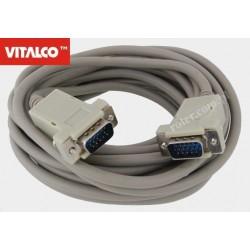 Przyłącze HDB15 5,0m DSKSV02 Vitalco