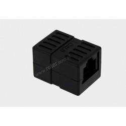 Adapter 2xRJ45 kat.6 UTP