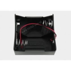 Pojemnik na baterie R20x2