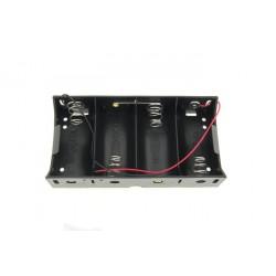 Pojemnik na baterie R20x4