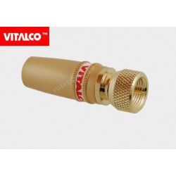 Wtyk F 7mm FW72 Vitalco