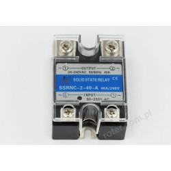 Przekaźnik półprzewodnikowy 40A SSRNC-2-40-A