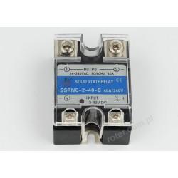 Przekaźnik półprzewodnikowy 40A SSRNC-2-40-B