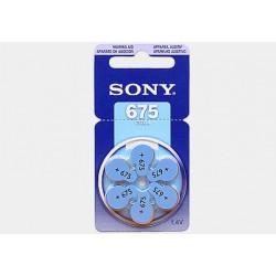Bateria cynkowo-powietrzna PR675 Sony