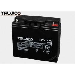 Akumulator AGM Talvico 12V / 15Ah