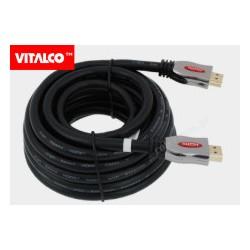 Przyłącze ultra HDMI ver. 2.0 6,0m/24awg blister HDK60 Vitalco