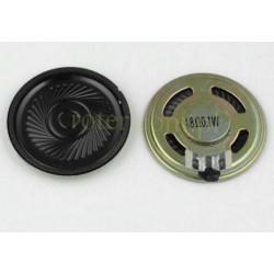 Głośnik miniaturowy 4cm 0,1W 4,8 Ohm