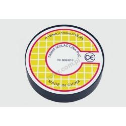 Taśma izolacyjna PVC 18.3m czarna
