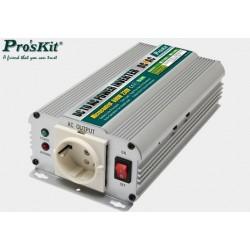 Przetwornica 24V/230V 600W TE-1406B Proskit