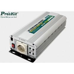 Przetwornica 24V/230V 1000W TE-1410BProskit