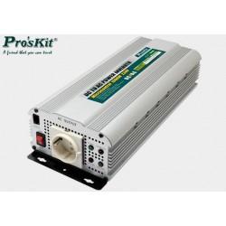 Przetwornica 12V/230V 1000W TE-1210B Proskit