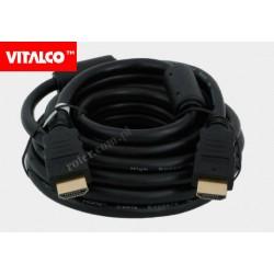 Przyłącze HDMI Vitalco HDK14 5,0m blister