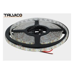 Taśma 3528/600 LED Talvico czerwona 5m, DC 12V, TC-R120-3528/IP65