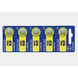 Bateria AG13 Sony (LR44, A76)