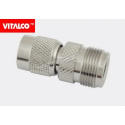 Adapter wtyk TNC/gniazdo N Vitalco